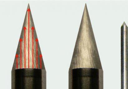 Jak dobrać prąd spawania do elektrody wolframowej oraz przepływu gazu.